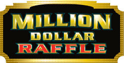 The Lottery launches its first raffle-type game, Million Dollar Raffle This $20 ticket is on sale for limited time with a limited number of tickets available and the live Grand Drawing taking place on New Year's Eve